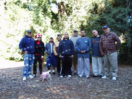 Winter Radon Crew Party