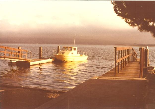 1978 – Morro Bay launching ramp