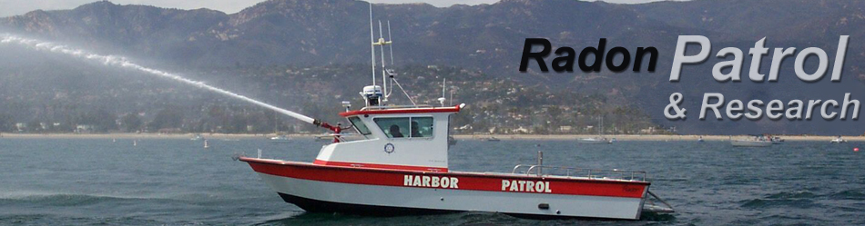 Radon Patrol and Research Boats
