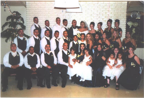Rene's Wedding Photo