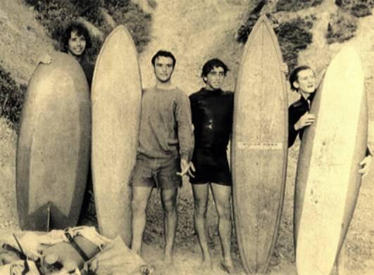 Radon Surfers
